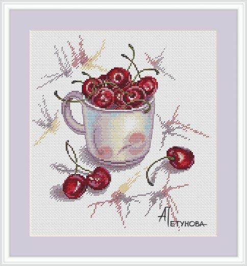 Схема вышивки сладкое сладкое фото 48