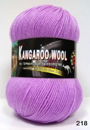 Пряжа Color City Kangaroo Wool 95% меринос, 5% кенгуру фото 14856