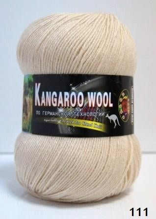 Пряжа Color City Kangaroo Wool 95% меринос, 5% кенгуру фото 14853