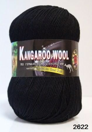 Пряжа Color City Kangaroo Wool 95% меринос, 5% кенгуру фото 14900
