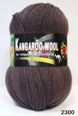 Пряжа Color City Kangaroo Wool 95% меринос, 5% кенгуру фото 14885