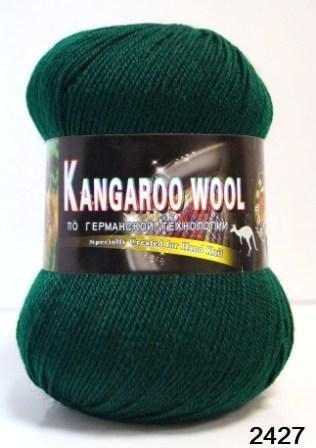 Пряжа Color City Kangaroo Wool 95% меринос, 5% кенгуру фото 14891