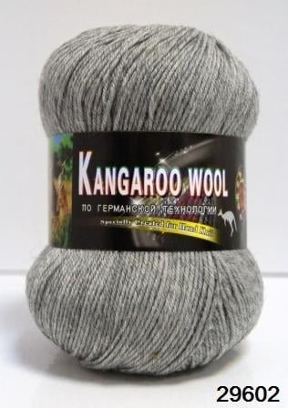 Пряжа Color City Kangaroo Wool 95% меринос, 5% кенгуру фото 14907