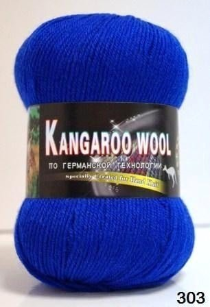 Пряжа Color City Kangaroo Wool 95% меринос, 5% кенгуру фото 14864