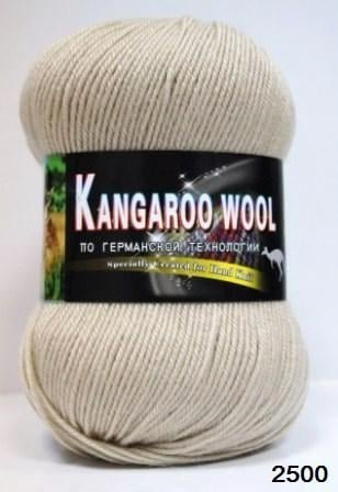 Пряжа Color City Kangaroo Wool 95% меринос, 5% кенгуру фото 14893