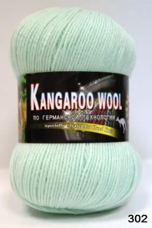Пряжа Color City Kangaroo Wool 95% меринос, 5% кенгуру фото 14863