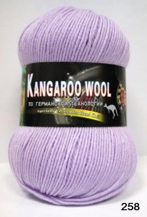 Пряжа Color City Kangaroo Wool 95% меринос, 5% кенгуру фото 14859