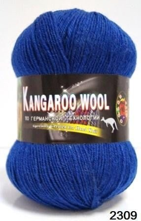 Пряжа Color City Kangaroo Wool 95% меринос, 5% кенгуру фото 14887