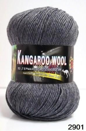 Пряжа Color City Kangaroo Wool 95% меринос, 5% кенгуру фото 14902