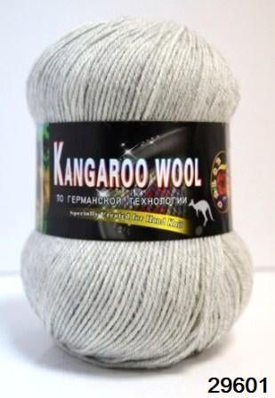 Пряжа Color City Kangaroo Wool 95% меринос, 5% кенгуру фото 14906