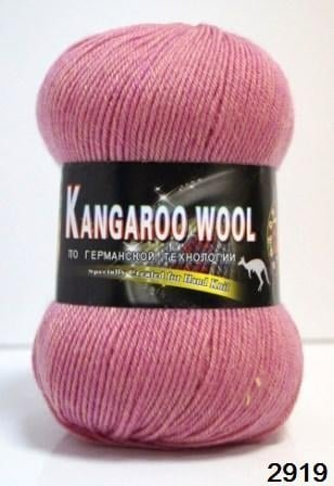 Пряжа Color City Kangaroo Wool 95% меринос, 5% кенгуру фото 14903
