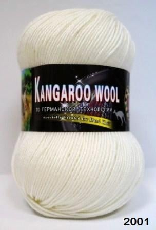 Пряжа Color City Kangaroo Wool 95% меринос, 5% кенгуру фото 14875