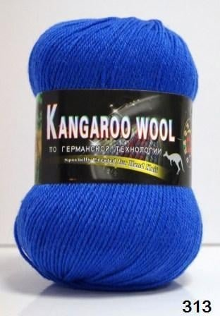 Пряжа Color City Kangaroo Wool 95% меринос, 5% кенгуру фото 14867